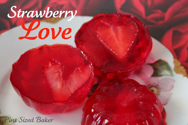 Strawberry Jell-o Love