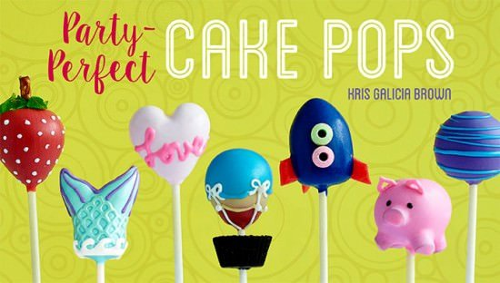 Party Perfect Cake Pop e-classes on Craftsy by kCreative.
