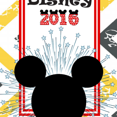 Unofficial Disney Activity Book Giveaway