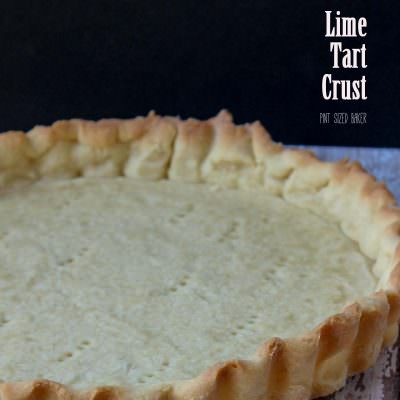 Lime Tart Crust