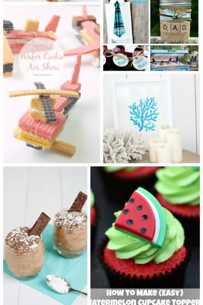 June Treats and Crafts – Two Cup Tuesday No.178