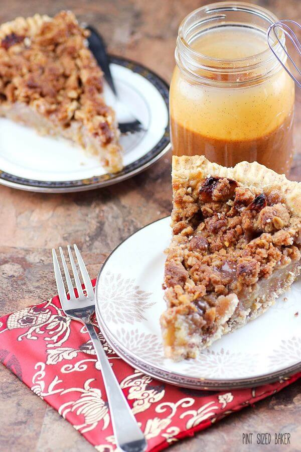 Dutch Apple Pie! An amazing Fall Dessert!