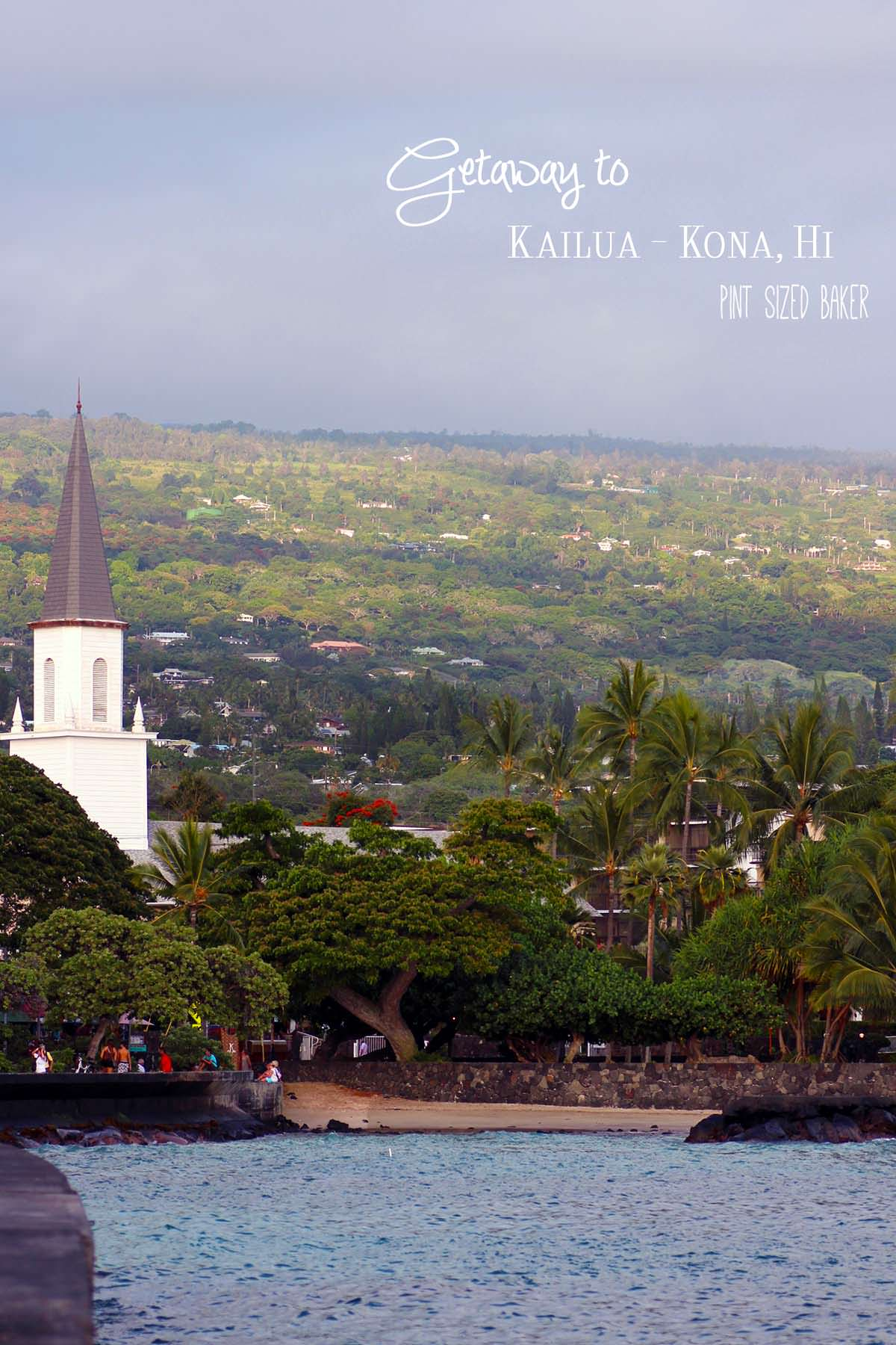 Getaway to Kailua-Kona on the Big Island of Hawaii. Where the ocean meets the mountains and the stars are amazing!