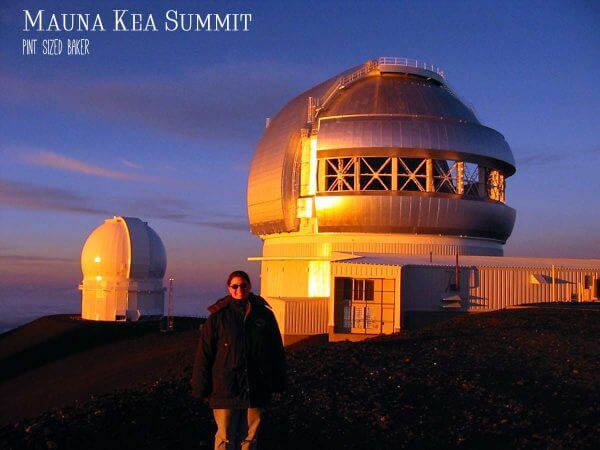 Take a tour of the Mauna Kea Summit during your visit to the Big Island.