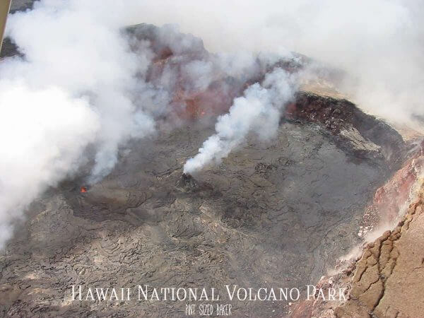 An aerial tour of an active Volcano on the Big Island! WOW! This is a must do to add to your bucket list!