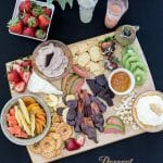 A dessert charcuterie plate is a perfect way to enjoy sweets without stress out about what to serve.