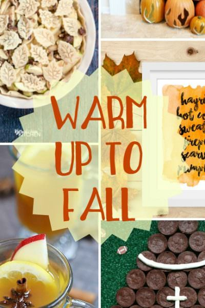 Warm up to Fall – Two Cup Tuesday No.196