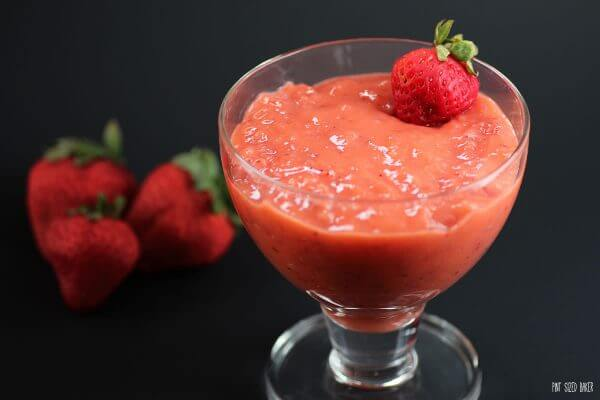 Homemade Strawberry Curd. Easy and Delicious.