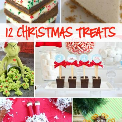 12 Christmas Treats
