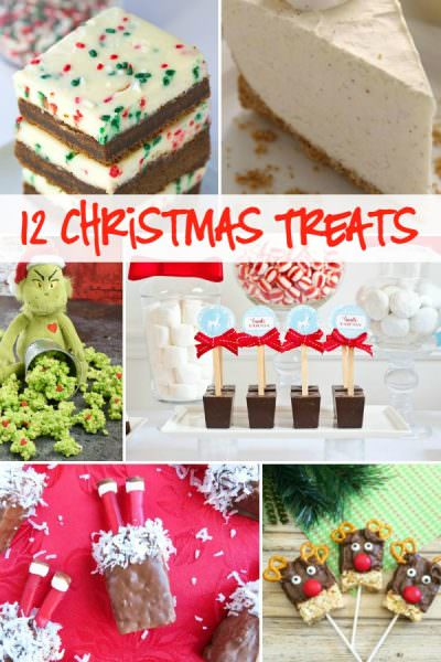 12 Christmas Treats – Two Cup Tuesday No.203