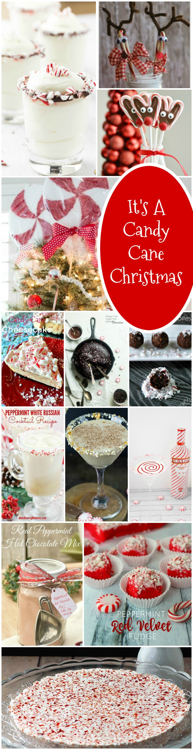 Enjoy the sweet taste of winter with this Candy Cane Christmas Collection! Great ideas for gift giving and sharing with friends.