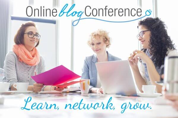 Learn, Network, Grow with the Online Blog Conference