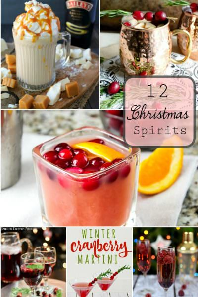 Christmas Spirits Collection – Two Cup Tuesday No.204