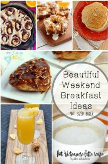 Beautiful Weekend Breakfast Ideas