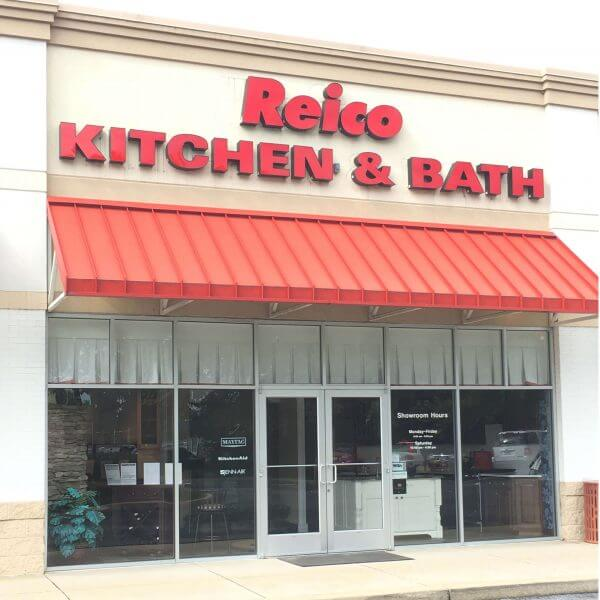 Kitchen and Bath Renovations at Reico in Maryland.