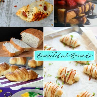 Beautiful Bread Recipe Collection