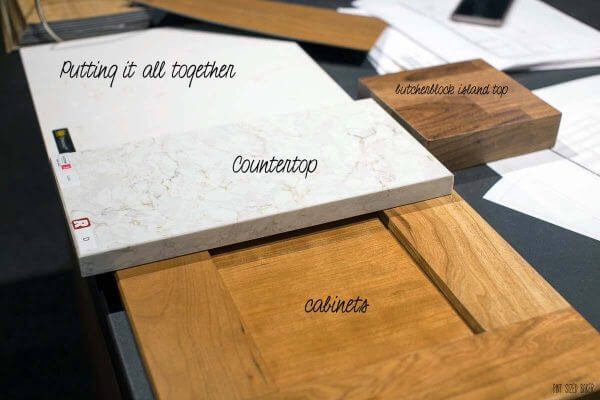 Working with a designer will help make the process so much easier. They've designed way more kitchens than you have, so listen to their advice.