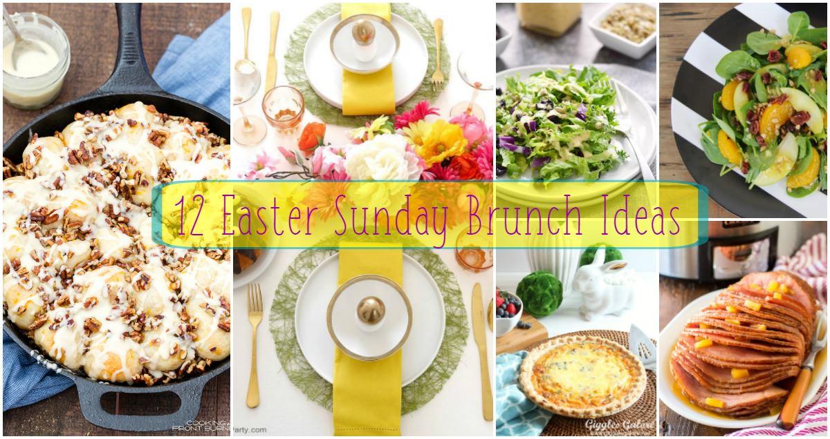 12 easter sunday brunch ideas pint sized baker for Best easter brunch recipes