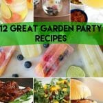 It's time to light up the grill, grab the kids, and invite the neighbors over for some great garden party recipes.