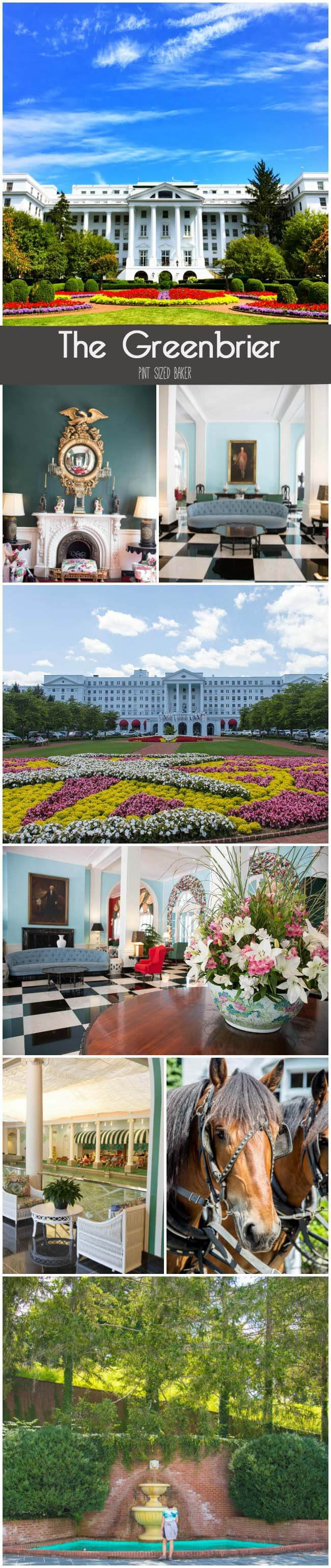 The Greenbrier Resort has been a premier destination for nearly 250 years! Home to the Greenbrier Classic Golf Tournament. If you're looking to relax in the lap of luxury, you've found the place!