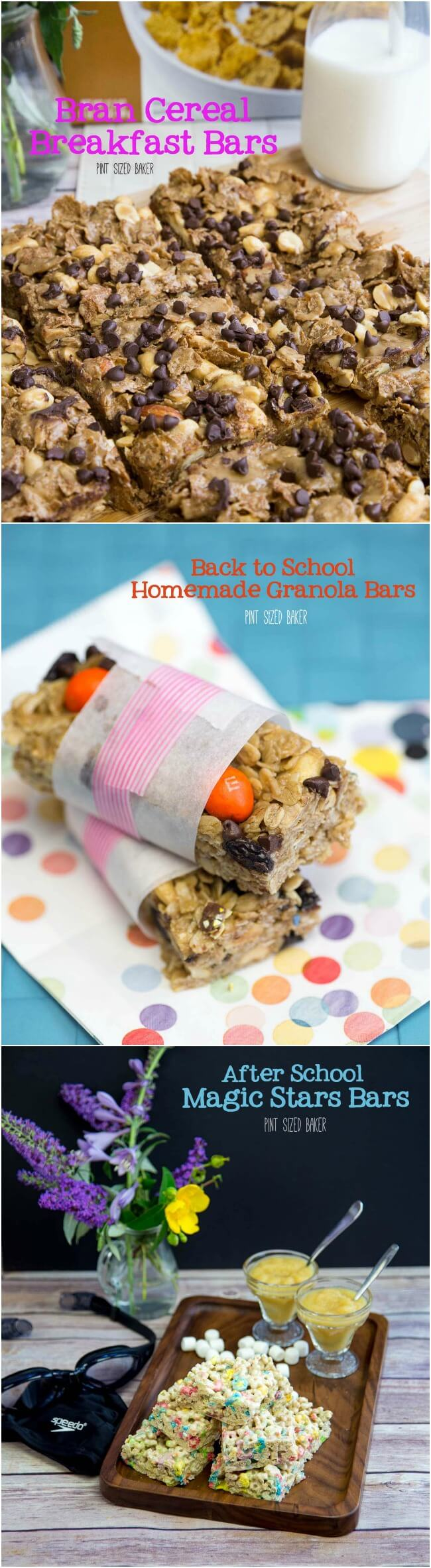 Make back to school easy with Harris Teeter. These Back to School Cereal bars are ready for breakfast, lunch box, and after school!
