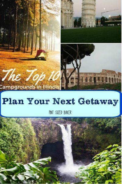 Plan your next getaway