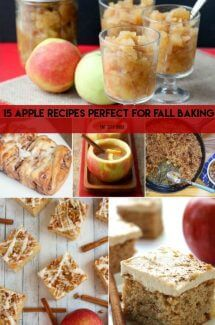 15 Apple Recipes Perfect for Fall Baking