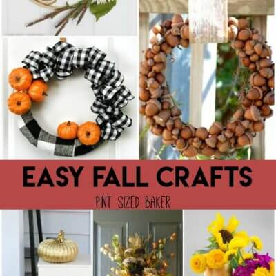 12 Easy Fall Crafts for Families