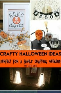 12Crafty Halloween Ideas to Make in No Time!