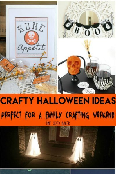 12 Crafty Halloween Ideas to Make in No Time!