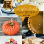 It's a pumpkin party and I've got 10 pumpkin teats you can enjoy while making these 10 pumpkin crafts. Pick your favorite and get busy with the family!