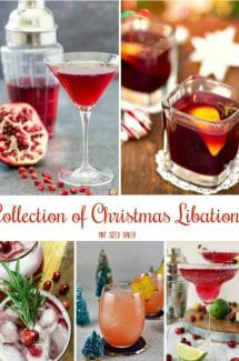 Cheers! To a Collection of Christmas Libations