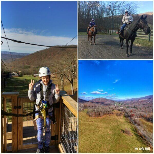 Get away to The Omni Homestead resort for an amazing vacation with outdoor activities that everyone can participate in.