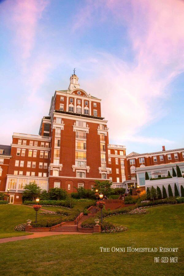 Get away to The Omni Homestead resort for an amazing vacation with activities for everyone in the family to enjoy. It's a sweet destination