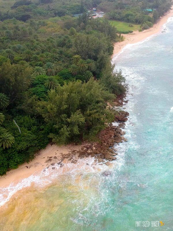 Head off the beaten path on the North Shore of Oahu and you'll find some amazing beaches tucked away from the crowds. Droning over Oahu