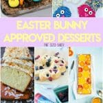I've gathered up all the of the best Easter Bunny approved Desserts that you can enjoy rain or shine. Enjoy Easter Sunday with your family and friends and serve one of these fun treats.