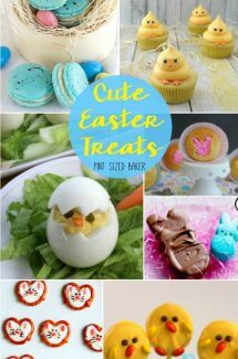 Celebrate Easter at Home – Treats & Crafts for Easter