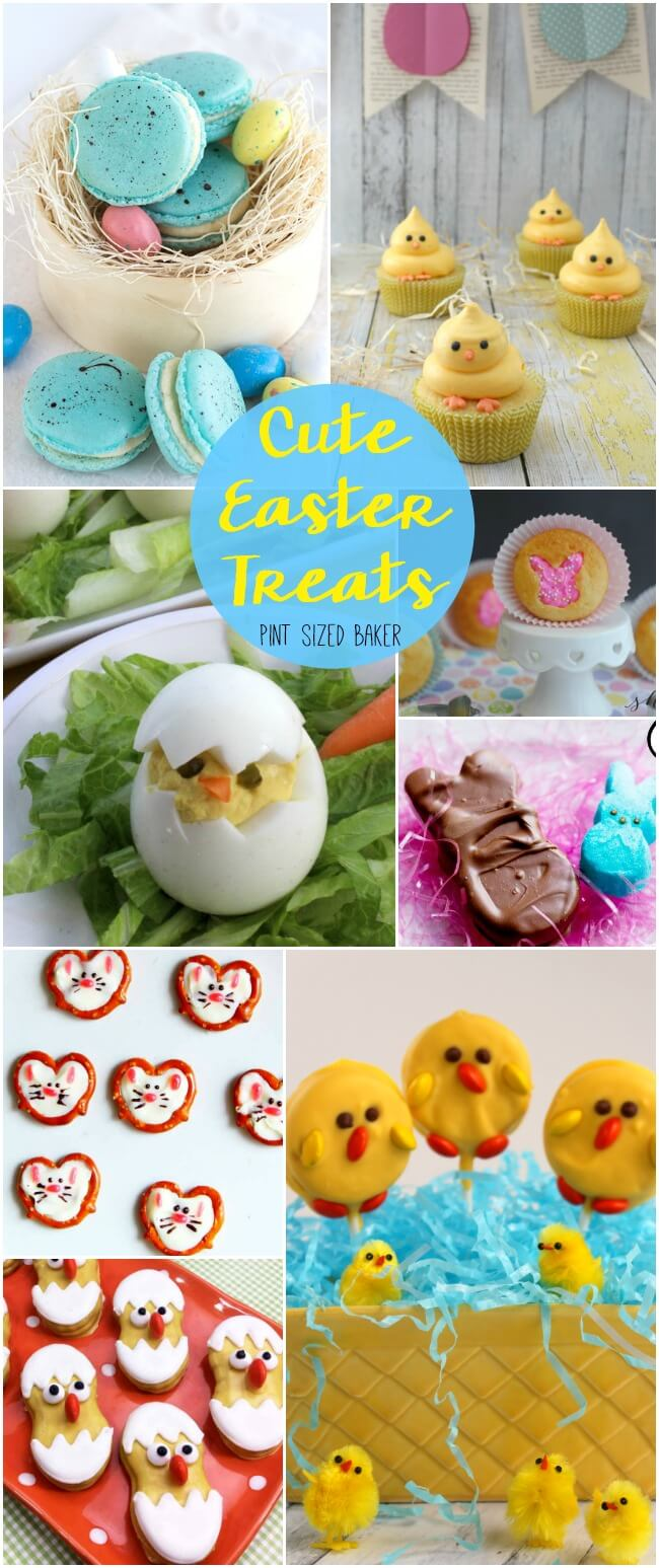 here's a HUGE collection Treats and Crafts so you can Celebrate Easter at home with your family. Enjoy!