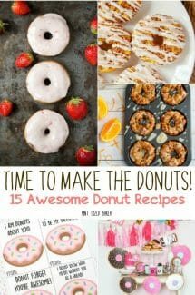 Time to Make the Donuts!