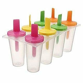 Set of 8 Pop Molds Ice Pop Molds
