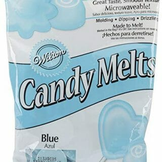Wilton Blue Candy Melts Candy, 12 oz.