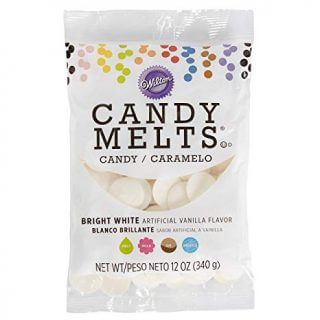 Wilton Bright White Candy Melts, 12 oz.
