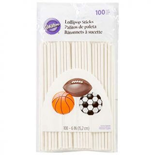 Lollipop sticks 6 inch