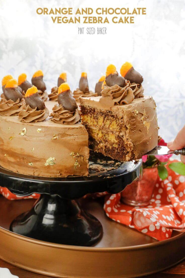 Orange and Chocolate Cake
