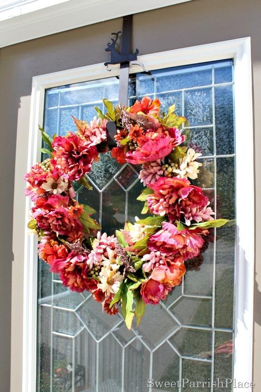 DIY Fall Wreath- Tutorial