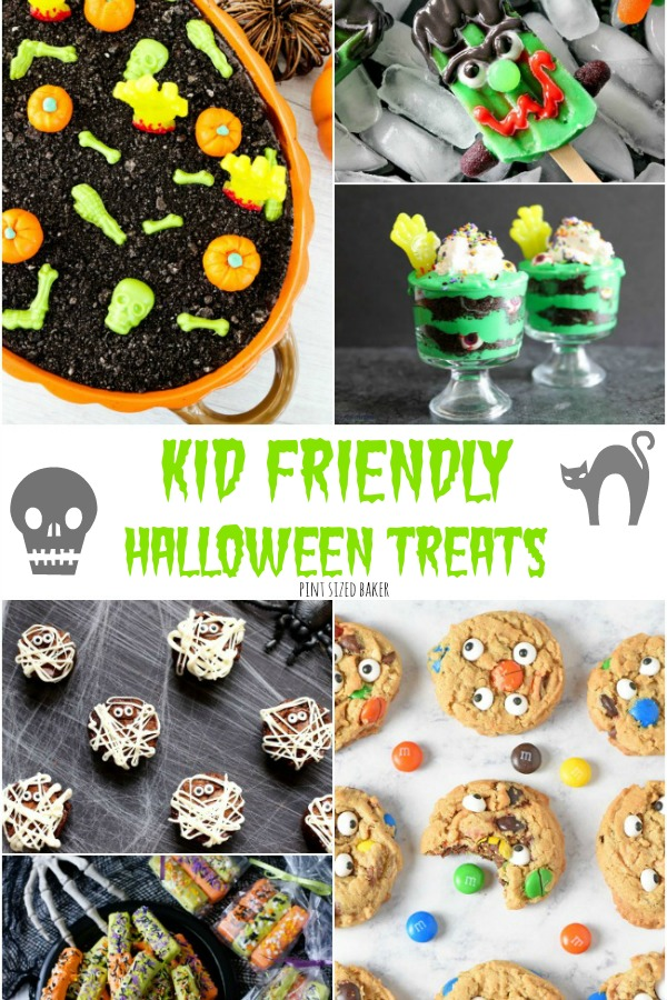An image linking to Kid Friendly Halloween Treats