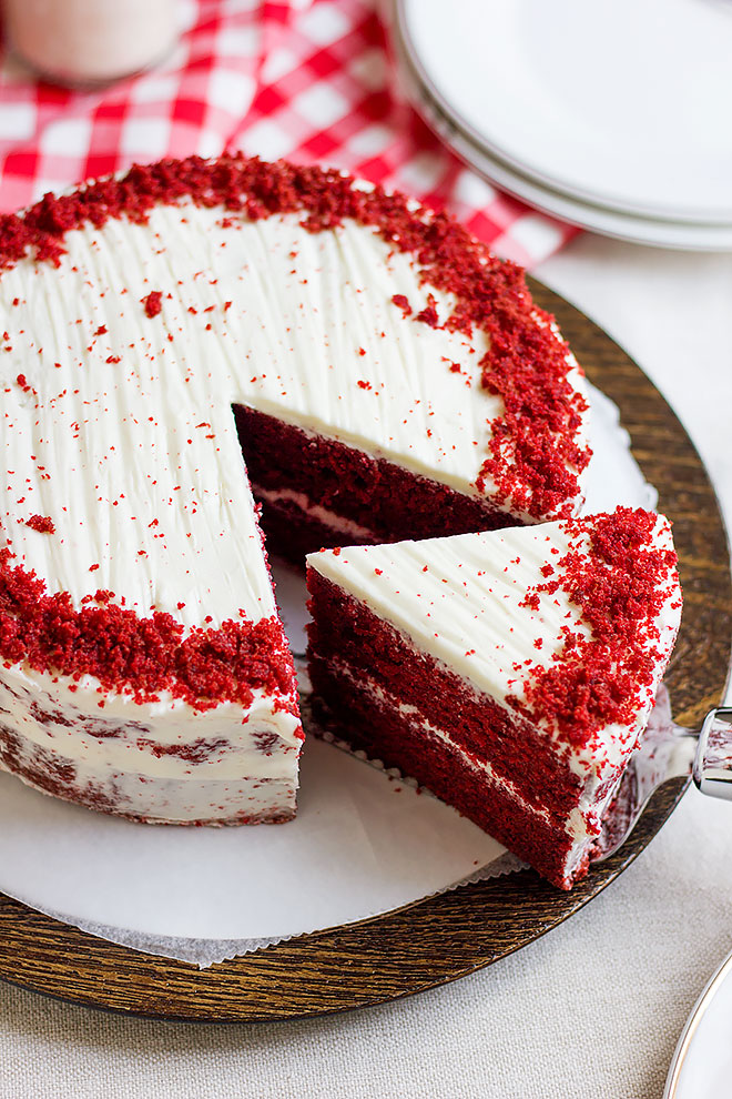 Red Velvet Cake The Only Recipe You'll Ever Need