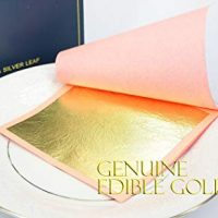 Edible Genuine Gold Leaf Sheets