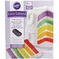 Wilton Easy Layers! 6 Inch (Set of 5)