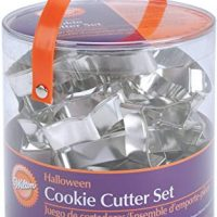 Wilton Halloween Cookie Cutter Collection